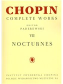 Frederic Chopin: Complete Works Volume 7 - Nocturnes