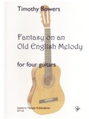 Timothy Bowers: Fantasy On An Old English Melody