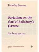 Timothy Bowers: Variations On The Earl Of Salisbury