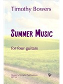 Timothy Bowers: Summer Music