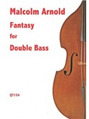 Malcolm Arnold: Fantasy For Double Bass