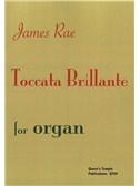 James Rae: Toccata Brillante