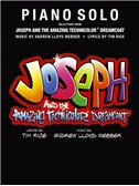 Andrew Lloyd Webber: Joseph And The Amazing Technicolor Dreamcoat - Piano Solo