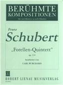 Schubert: Trout Quintet Op 114