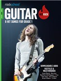 Rockschool: Hot Rock Guitar - Grade 1 (Book/Audio Download)