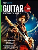 Rockschool: Hot Rock Guitar - Grade 3 (Book/Audio Download)