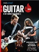Rockschool: Hot Rock Guitar - Grade 4 (Book/Audio Download)