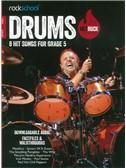 Rockschool: Hot Rock Drums - Grade 5 (Book/Online Audio)