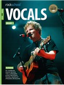 Rockschool: Vocals Grade 3 - Male (Book/Audio Download) 2014-2017 Syllabus