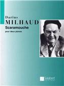 Darius Milhaud: Scaramouche Op.165b - Suite For Two Pianos