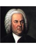 Johann Sebastian Bach: Bourrée No.1