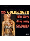 Shirley Bassey: Goldfinger (theme from the James Bond film)