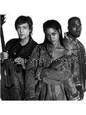 Rihanna: FourFiveSeconds (feat. Kanye West and Paul McCartney)