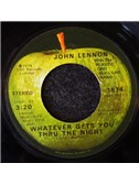 John Lennon: Whatever Gets You Through The Night
