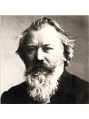 Johannes Brahms: Lullaby (Cradle Song)