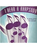 Dick Gasparre: I Hear A Rhapsody