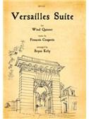 Francois Couperin: Versailles Suite for Wind Quintet