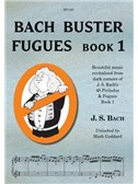 Bach Buster Fugues Book 1