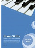 Kevin Holt: Piano Skills - The Blue Book
