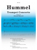 Johann Nepomuk Hummel: Trumpet Concerto (Ed. Edward Maxwell)