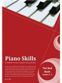 Kevin Holt: Piano Skills - The Red Book