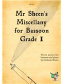 Mr Sheen's Miscellany For Bassoon - Grade 1