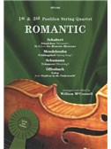 1st & 3rd Position String Quartet: Romantic