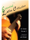 Essential Latin Collection For Guitar - Volume 1