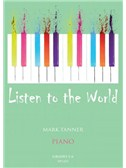 Mark Tanner: Listen To The World - Book 3