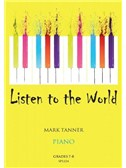 Mark Tanner: Listen To The World - Book 4