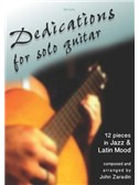 Dedications For Solo Guitar