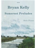Bryan Kelly: Somerset Preludes For Piano