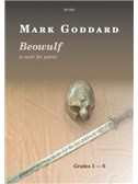 Mark Goddard: Beowulf - A Suite For Piano