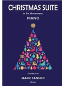Mark Tanner: Christmas Suite - Piano