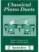 Classical Piano Duets - Book Three