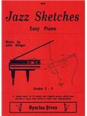 John Widger: Jazz Sketches