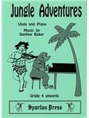 Daphne Baker: Jungle Adventures (Viola & Piano)