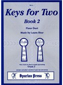 Laura Shur: Keys for Two Book 2