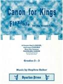 Daphne Baker: Canon for Kings