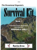 Occasional Organist's Survival Kit - Book 1