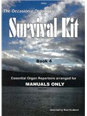 The Occasional Organist's Survival Kit - Book Four
