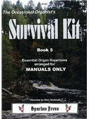 Occasional Organist's Survival Kit - Book 5