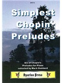 Simplest Chopin Preludes