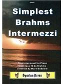 Simplest Brahms Intermezzi