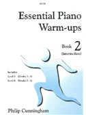Philip Cunningham: Essential Piano Warm Ups Book 2  (Intermediate)