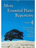 More Essential Piano Repertoire Grade 4
