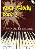 Rock Study Book 2 (Book/CD)