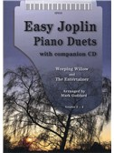 Scott Joplin: Easy Joplin Piano Duets
