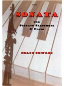 "Colin Cowles: Sonata for Soprano Sax & Piano - (originally ""Sopsonare"")"