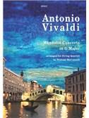 Antonio Vivaldi: Mandolin Concerto (String Quartet)